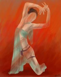 Infernal Dance by dinobot100