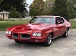 1972 POTIAC GTO