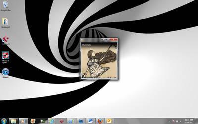 Desktop November 2011 by Kaiine