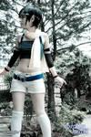 Yuffie Kingdom Hearts