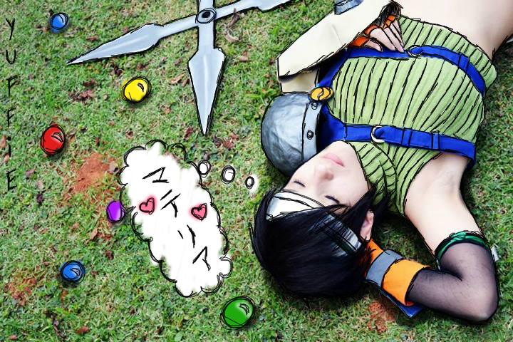 Yuffie Kisaragi | Materia Dreams by yu-kisaragi