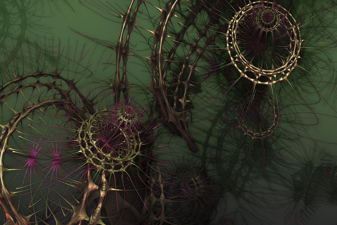 Dragon Blooms by GrahamSym