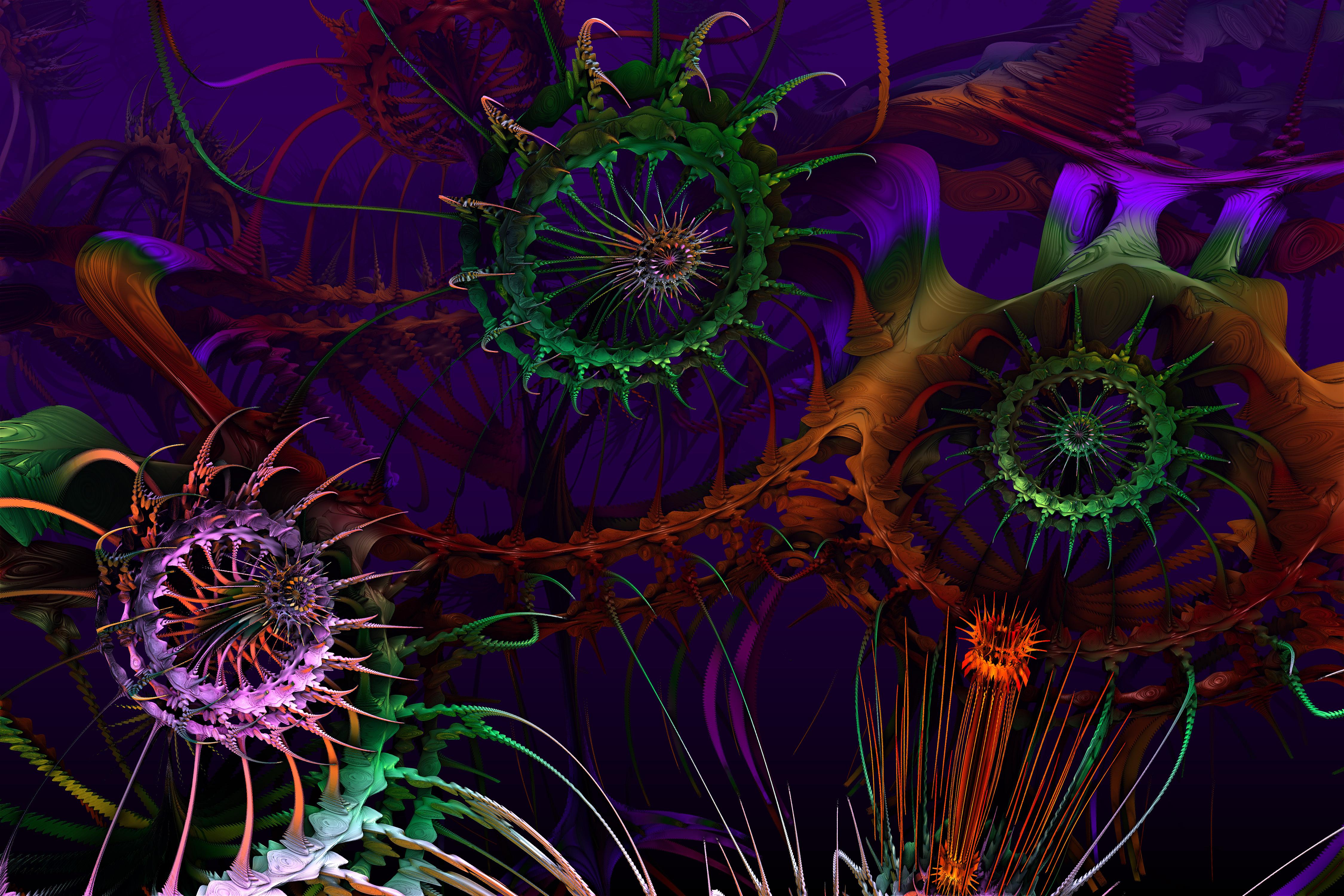 Fractillus Carnivorous by GrahamSym