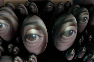 Paranoid? by GrahamSym