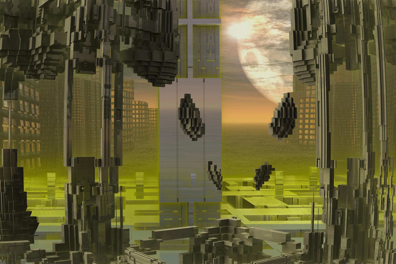 Toxi City by GrahamSym