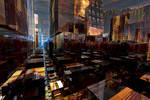 Dark City by GrahamSym