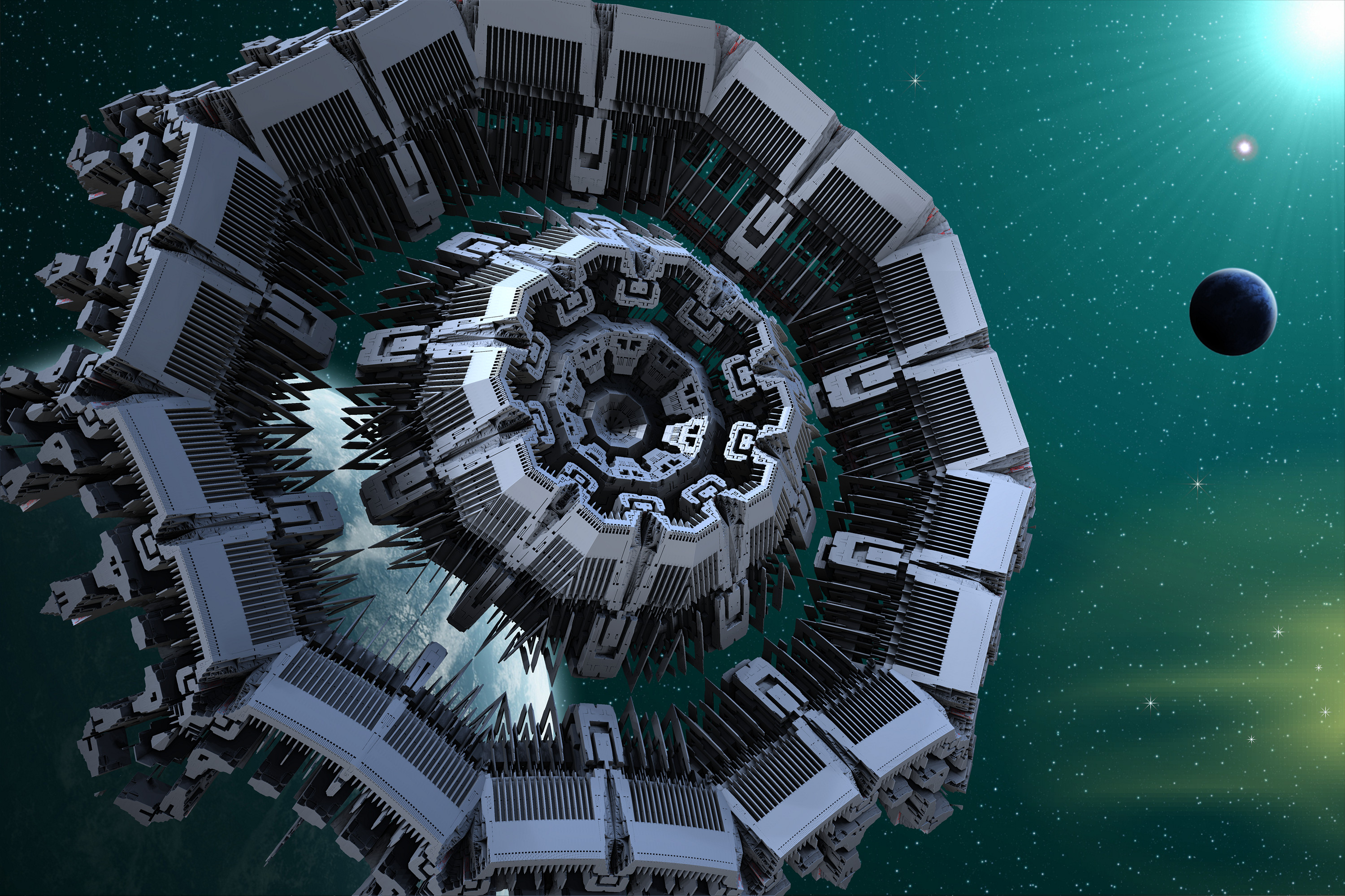 Deep Space Array by GrahamSym