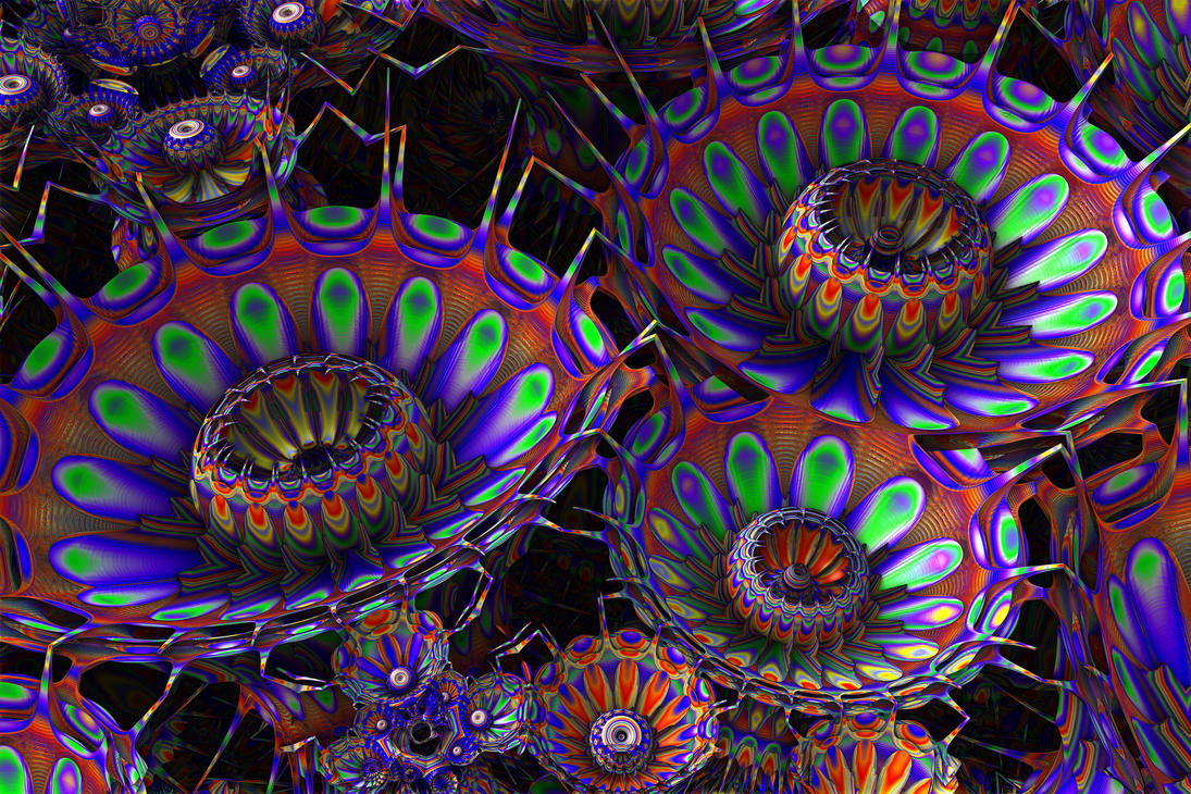 Millefiori by GrahamSym
