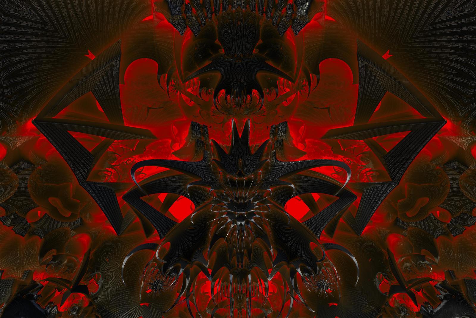 Hellfire by GrahamSym