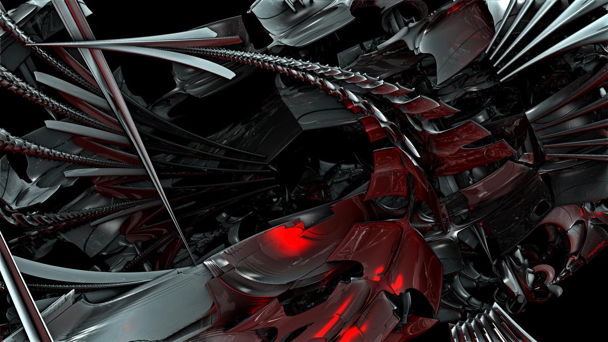Deadly Vertebrae by GrahamSym
