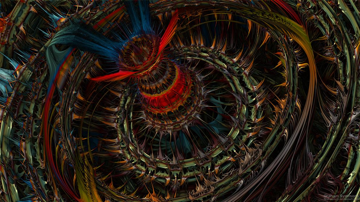 Thornikle by GrahamSym