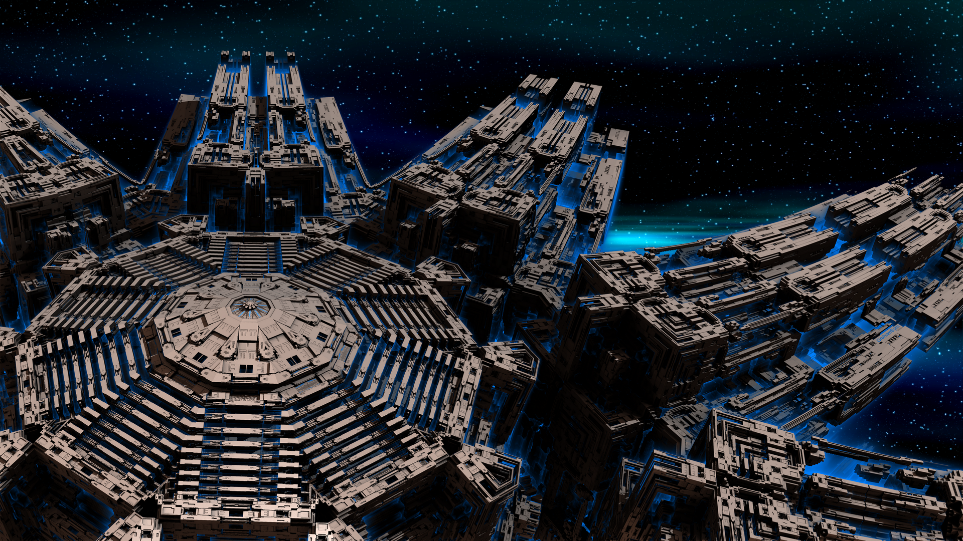 Asteroidea Mechinoderm by GrahamSym