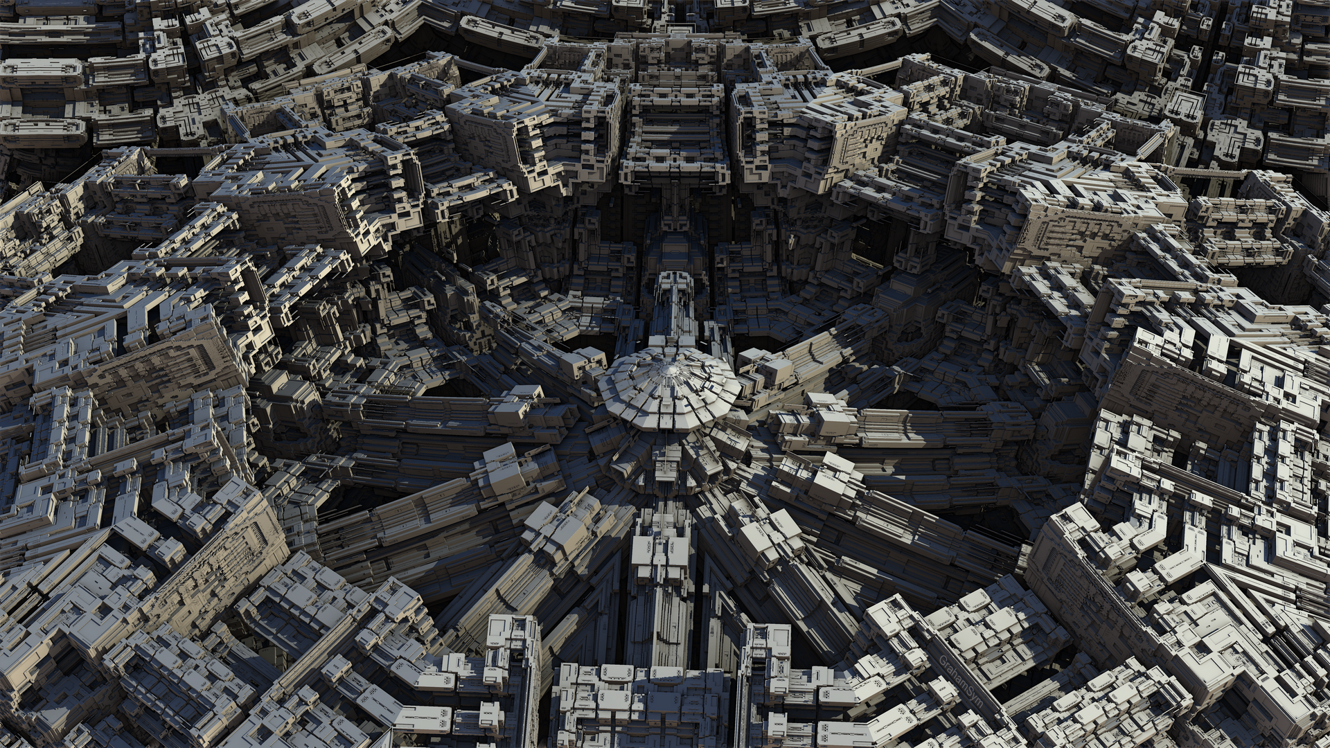 Centrifuge by GrahamSym