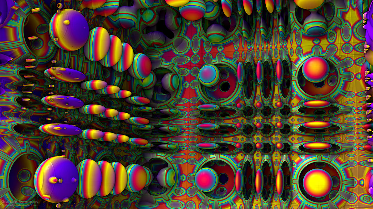 Hallucinogenerator by GrahamSym