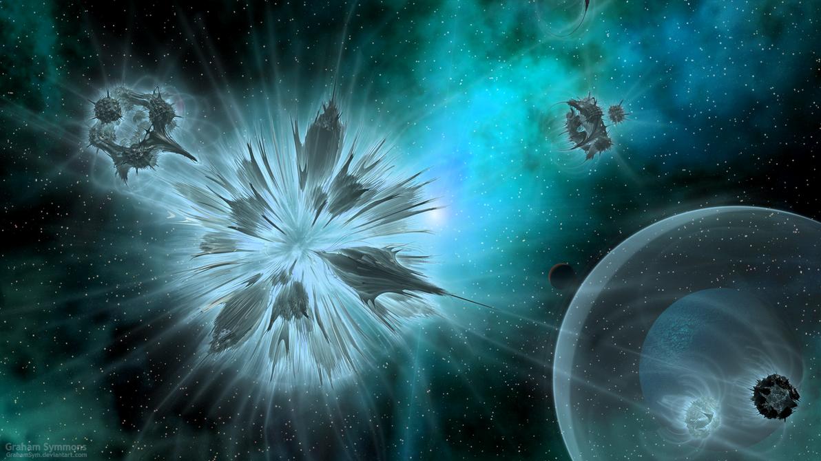 Orb Attack by GrahamSym