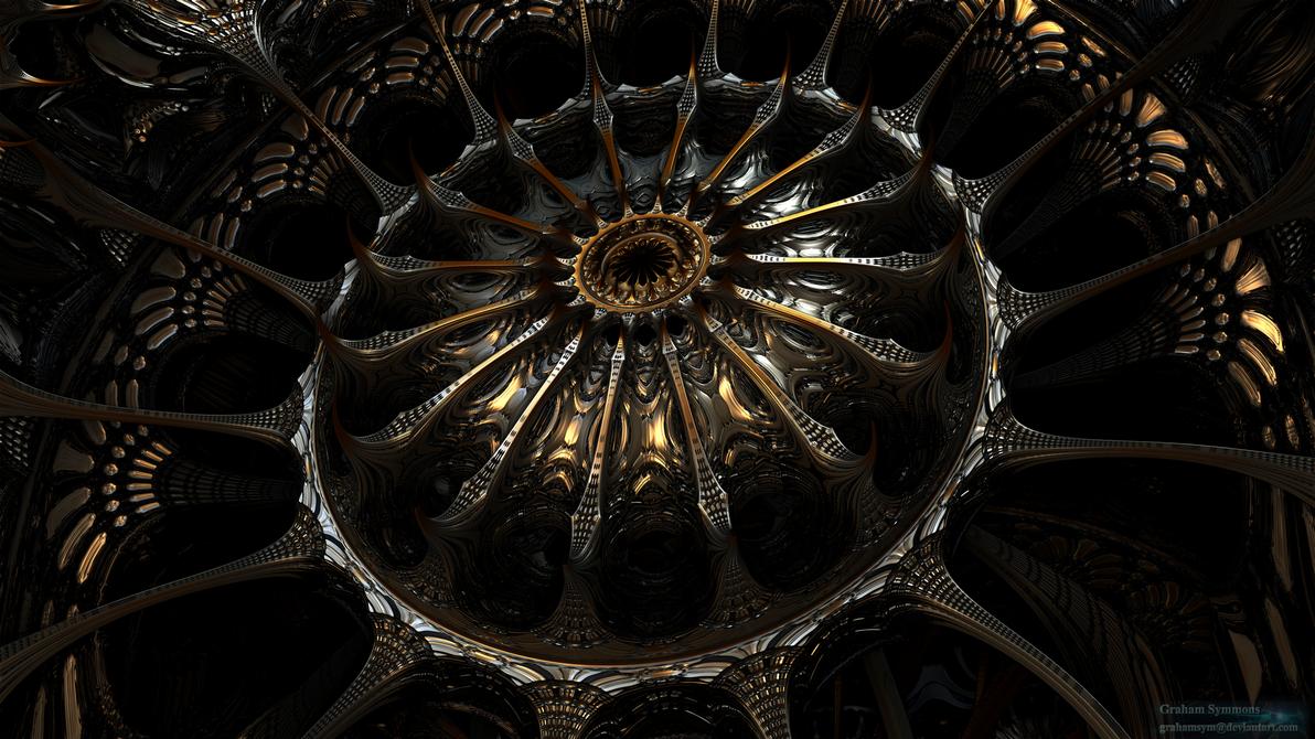 Burnished Metalwork by GrahamSym