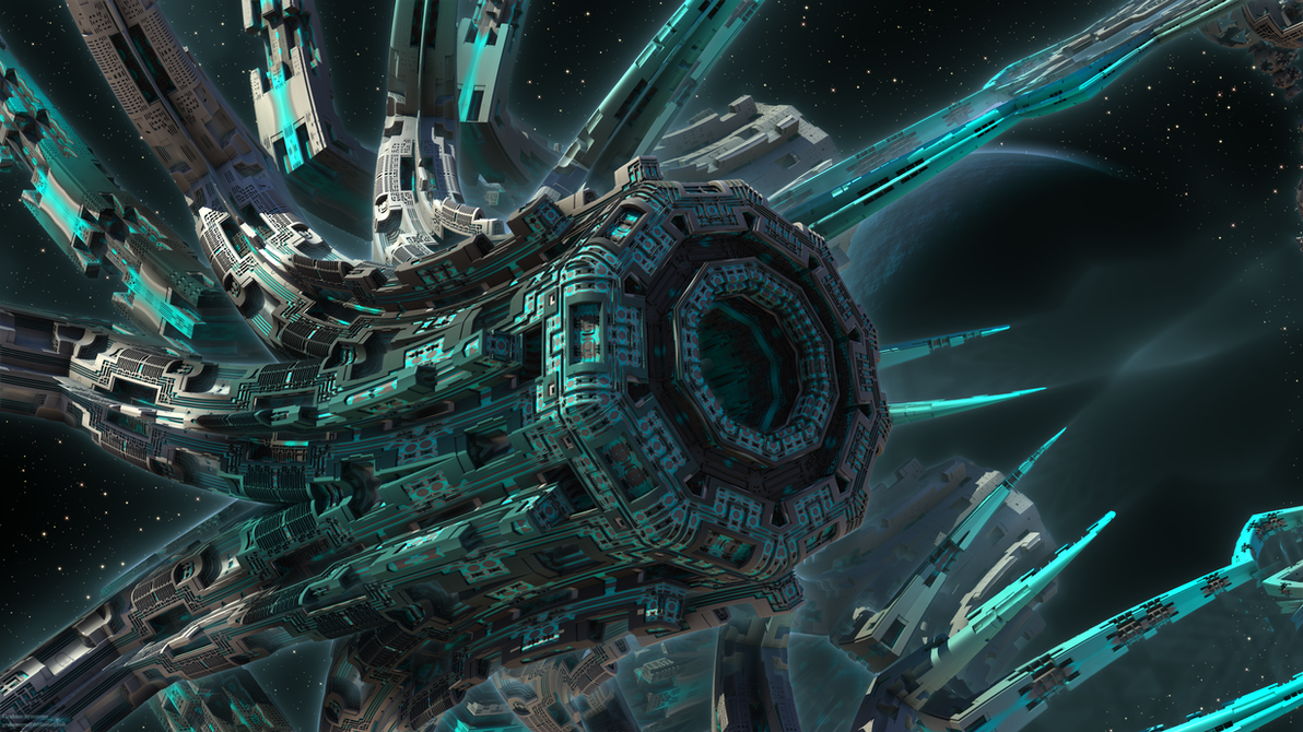 Chaos Engine by GrahamSym