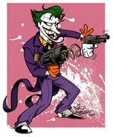 -Joker- by Zorgia