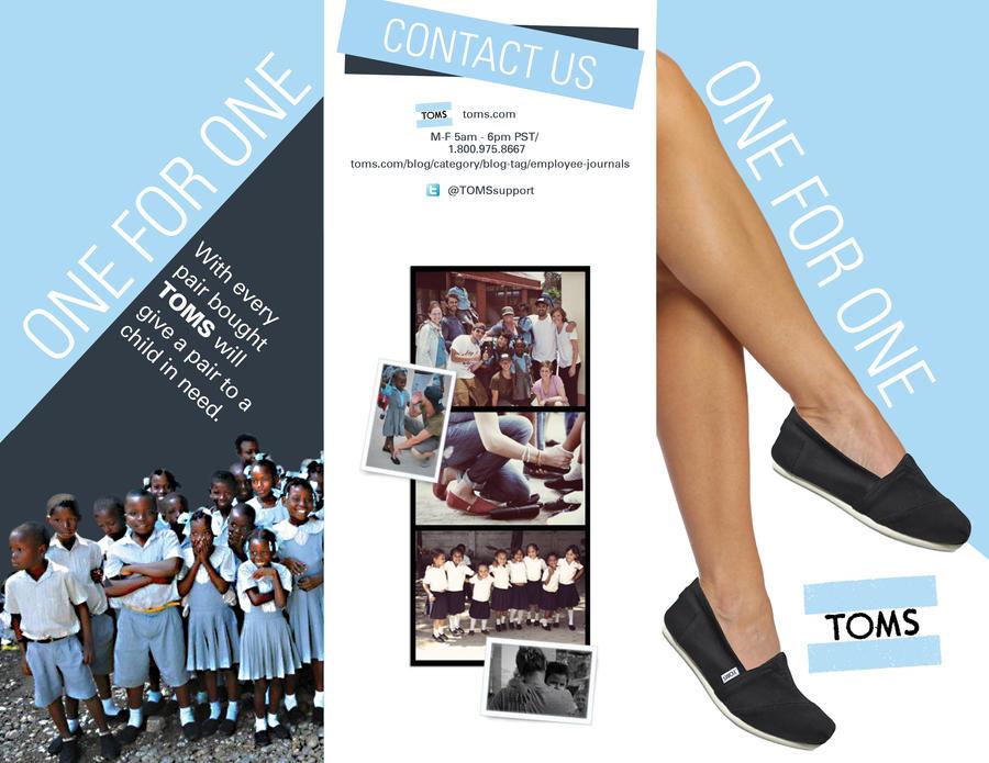 Toms Design toms brochure design by jasmo3 on deviantart