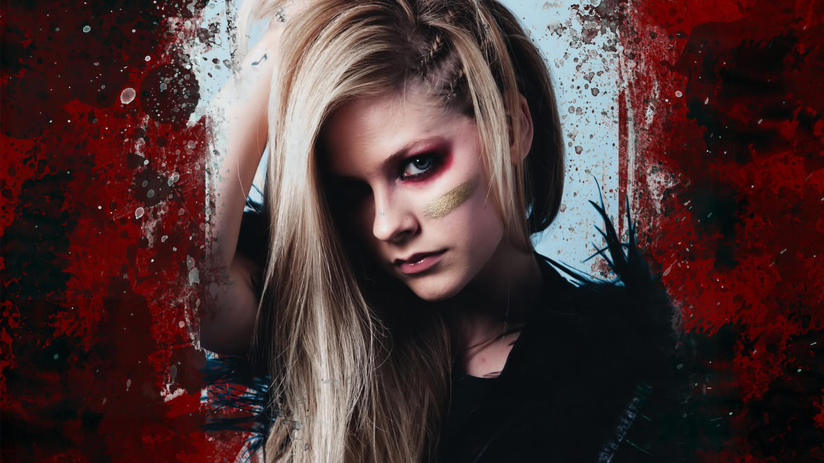 avril lavigne wallpaper 1080p 2013funkycop999 on deviantart