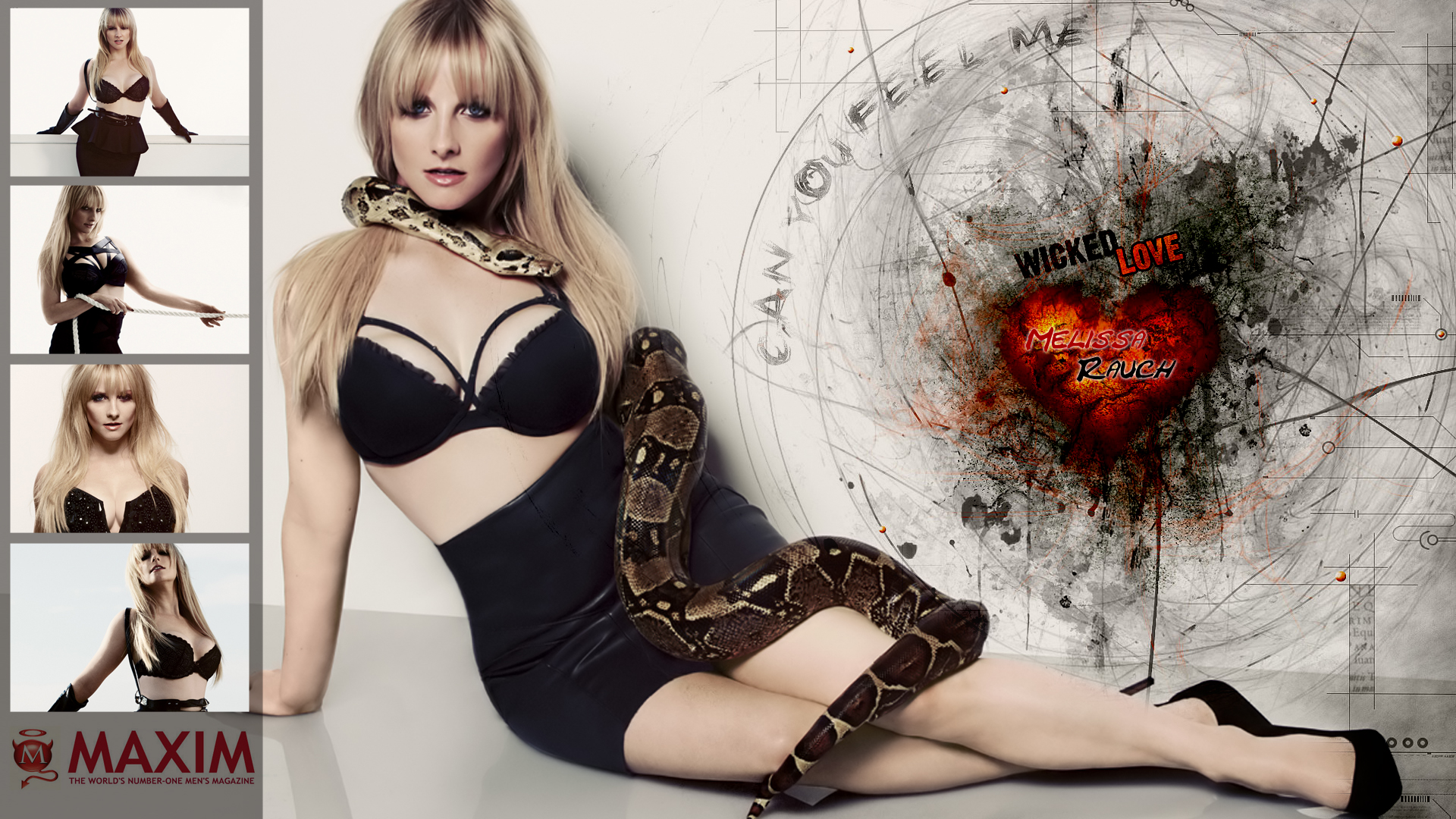 Are Melissa rauch see through remarkable message