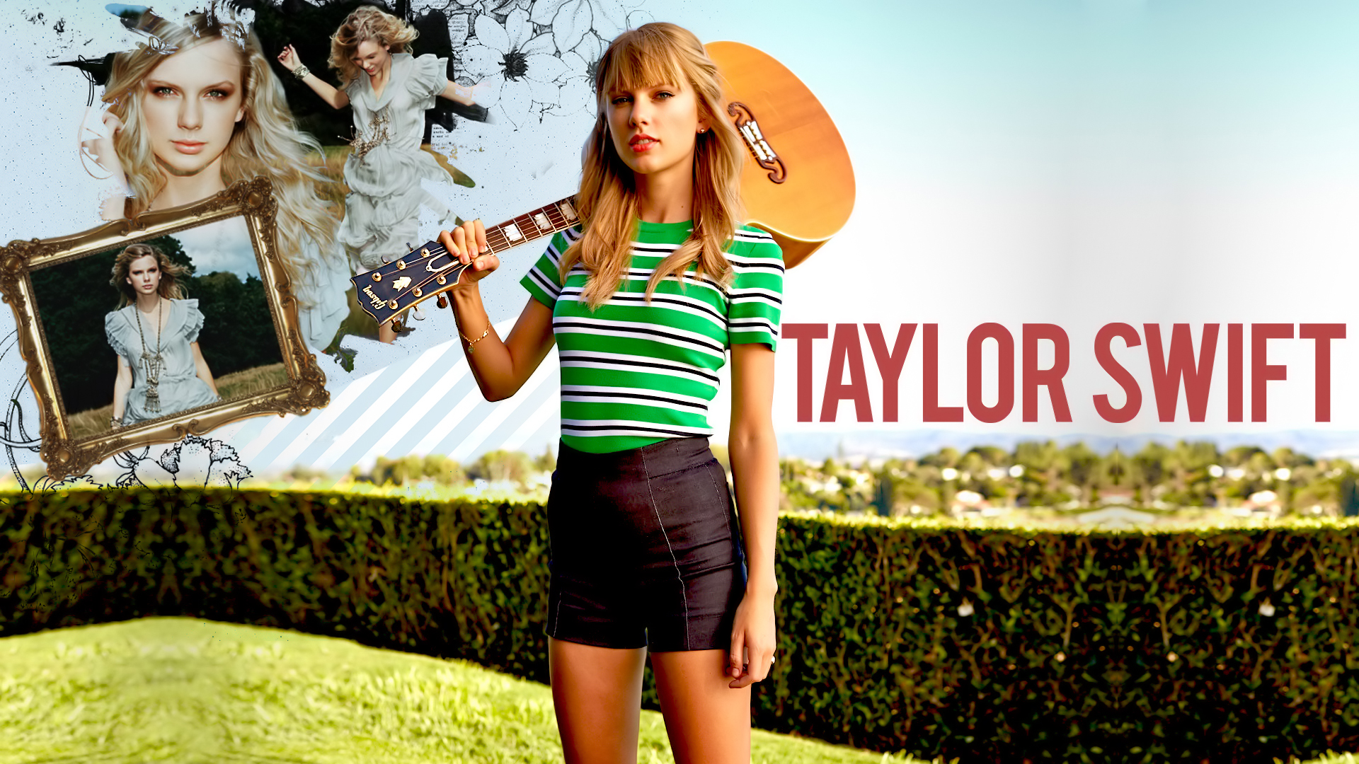 Taylor swift garden01 by funkycop999 on deviantart for Taylor swift coffee shop