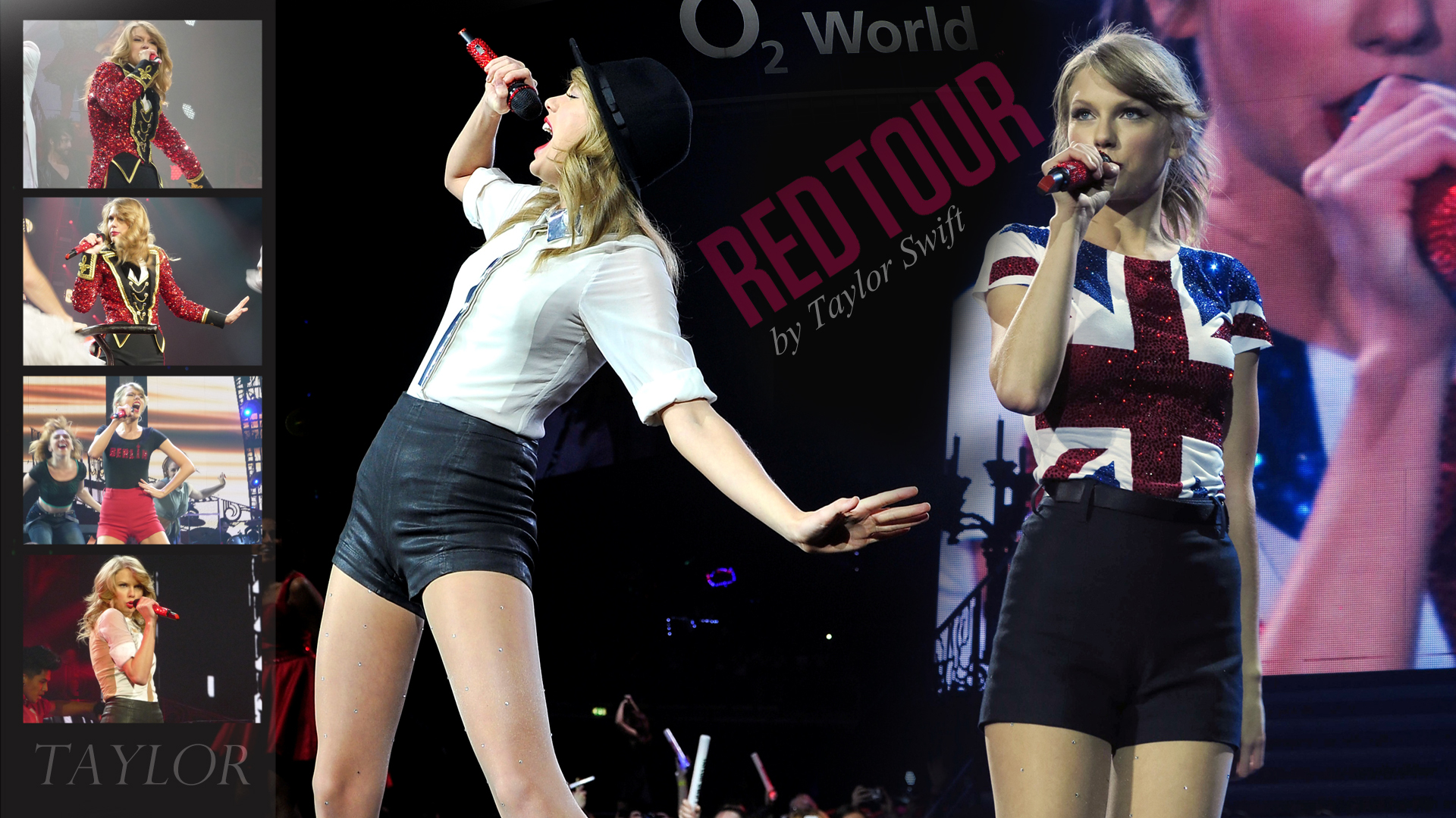 Taylor Swift Red Tour By FunkyCop999 On DeviantArt