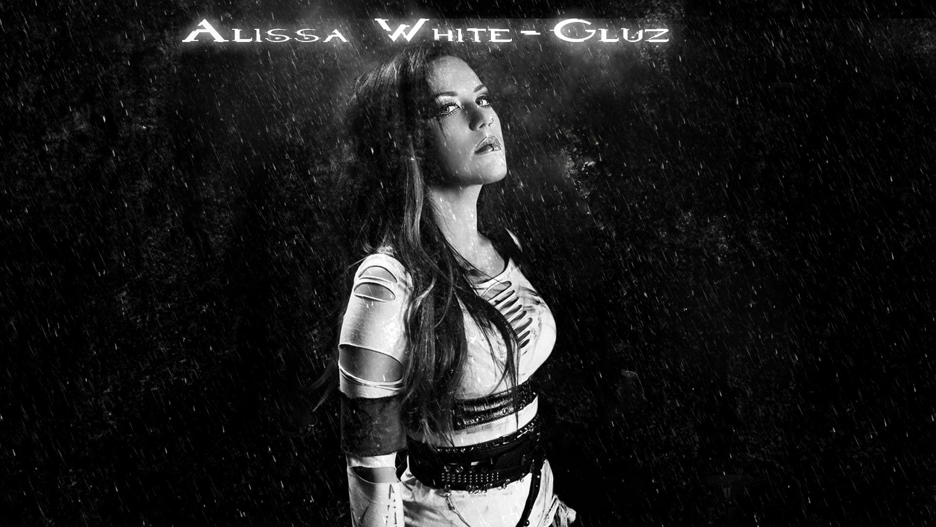 Alissa White Gluz by FunkyCop999 on DeviantArt