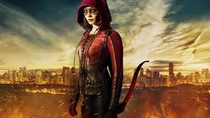 Willa Holland Arrow Season 4