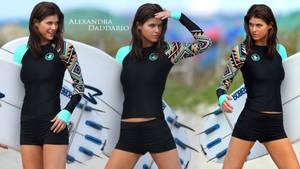 Alexandra Daddario 001