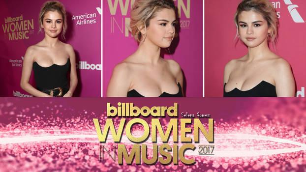 Selena Gomez Billboard Wallpaper01