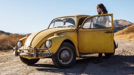 Hailee Steinfeld Bumblebeethemovie by FunkyCop999