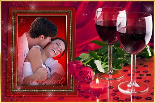 Romantic frame for Photoshop by vladvlad7 on DeviantArt