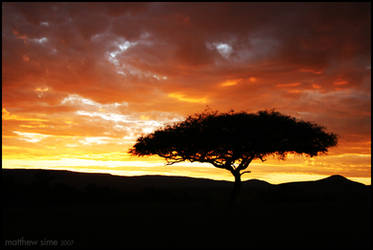 Sunset by matthewsime