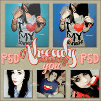 ~Already Missing You PSD by SparksRawr