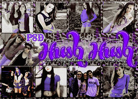 HushHushPSD by SparksRawr