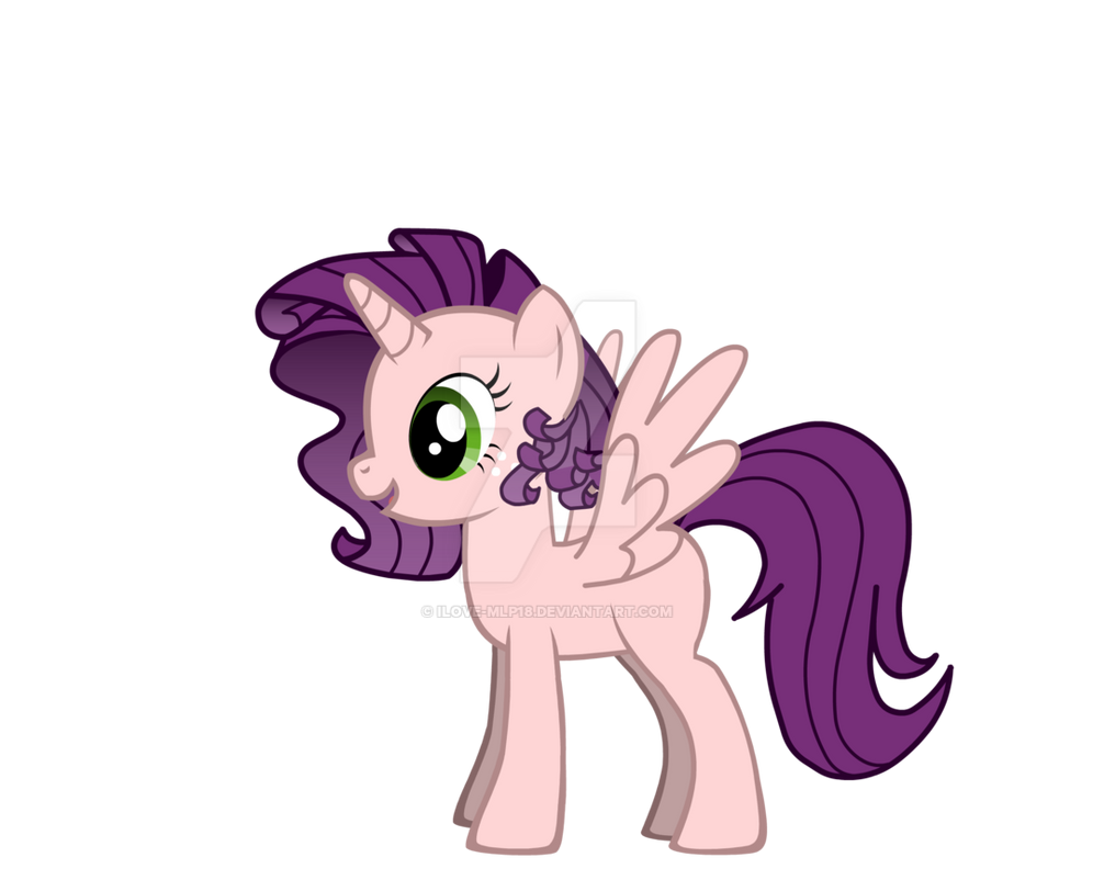 Tailwood as Alicorn by Ilove-MLP18
