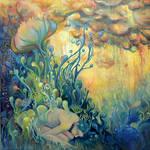 Seeking Sleep by The-autumnwind