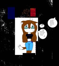animecat33's gift digitalized oooooooooohhhhh..... by youwilldie1