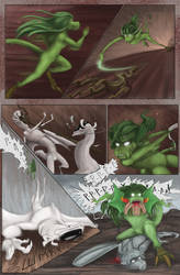 Great Spirits hronicle of the Earth Pg 20 by GreatSoul