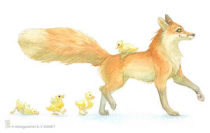 Mother Fox