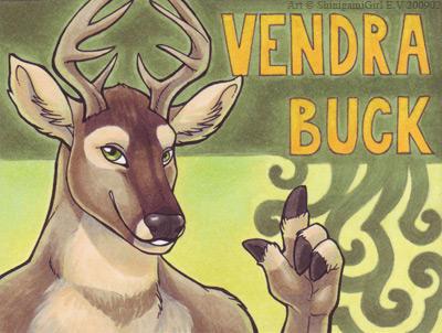 Vendra's Badge