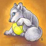 My Ball by shinigamigirl