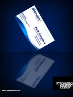 Signex Business Card 2000 ver by ryliwanag