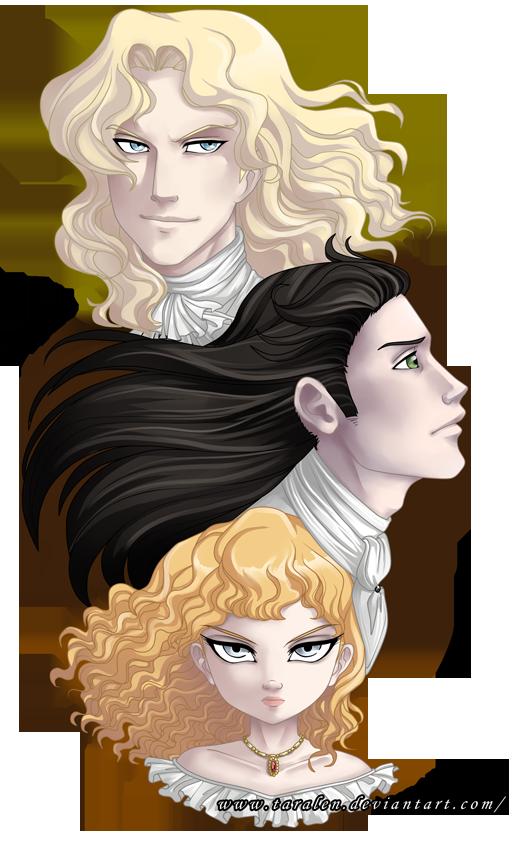 The Devil's Trio by Taralen