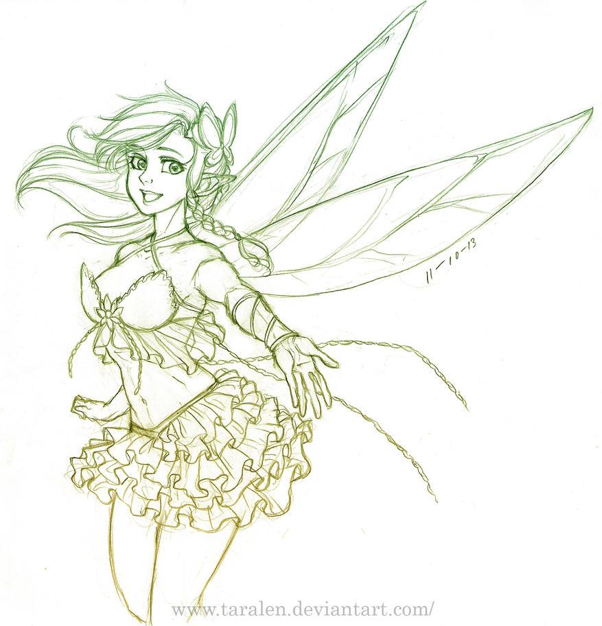 Wayne Marigold Princess Image: Marigold By Taralen On DeviantArt