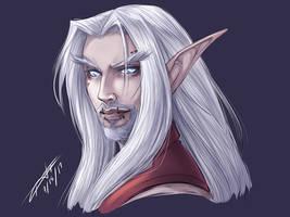Faen Portrait by Taralen