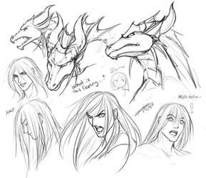 Steinar Concept 2 - Faces