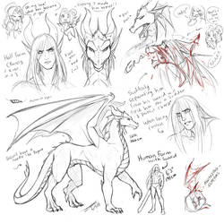 Steinar Concepts 3 - THE AGONY