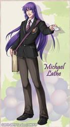 Michael Lathe -Full Body Ref-